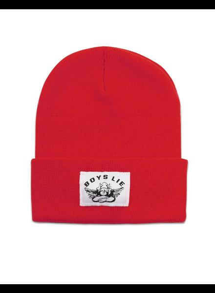 BOYS LIE BOYS LIE / Boys Lie Beanie (Red, o/s)