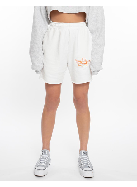 BOYS LIE BOYS LIE / Brilliant White V2 Shorts