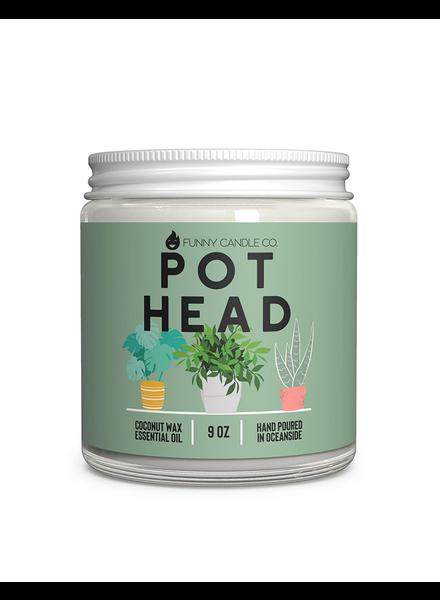 Pod Head Candle 9oz