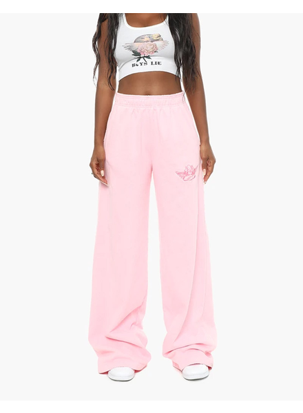 BOYS LIE BOYS LIE / BB Pink Brady Pants