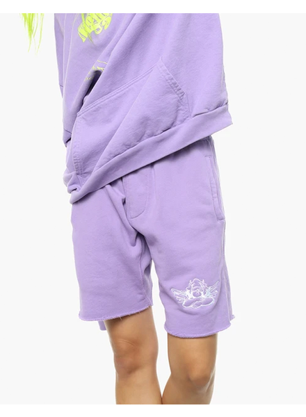 BOYS LIE BOYS LIE / Purple V3 Shorts