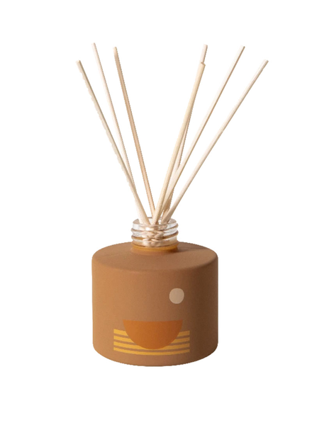 P.F. CANDLE PF CANDLE / 3.75 oz Sunset Reed Diffuser - Swell