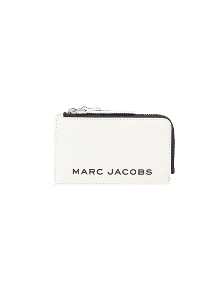 MARC JACOBS MARC JACOBS / The Bold Colorblock Small Tops Zip Wallet