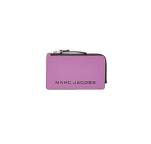 MARC JACOBS / The Bold Small Top Zip Wallet