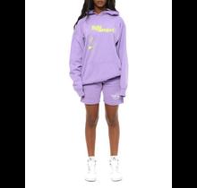 BOYS LIE / Night Angel Hoodie (Purple, O/S)