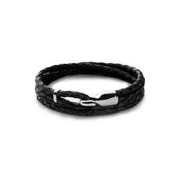 MIANSAI MIANSAI / Trice Bracelet w/Sleeve (Black/Silver)
