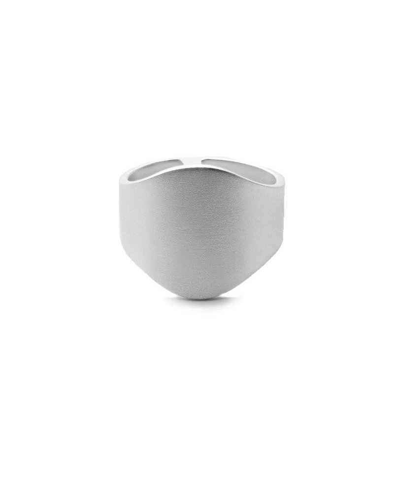 MIANSAI / Cigar Band (Matte Silver)