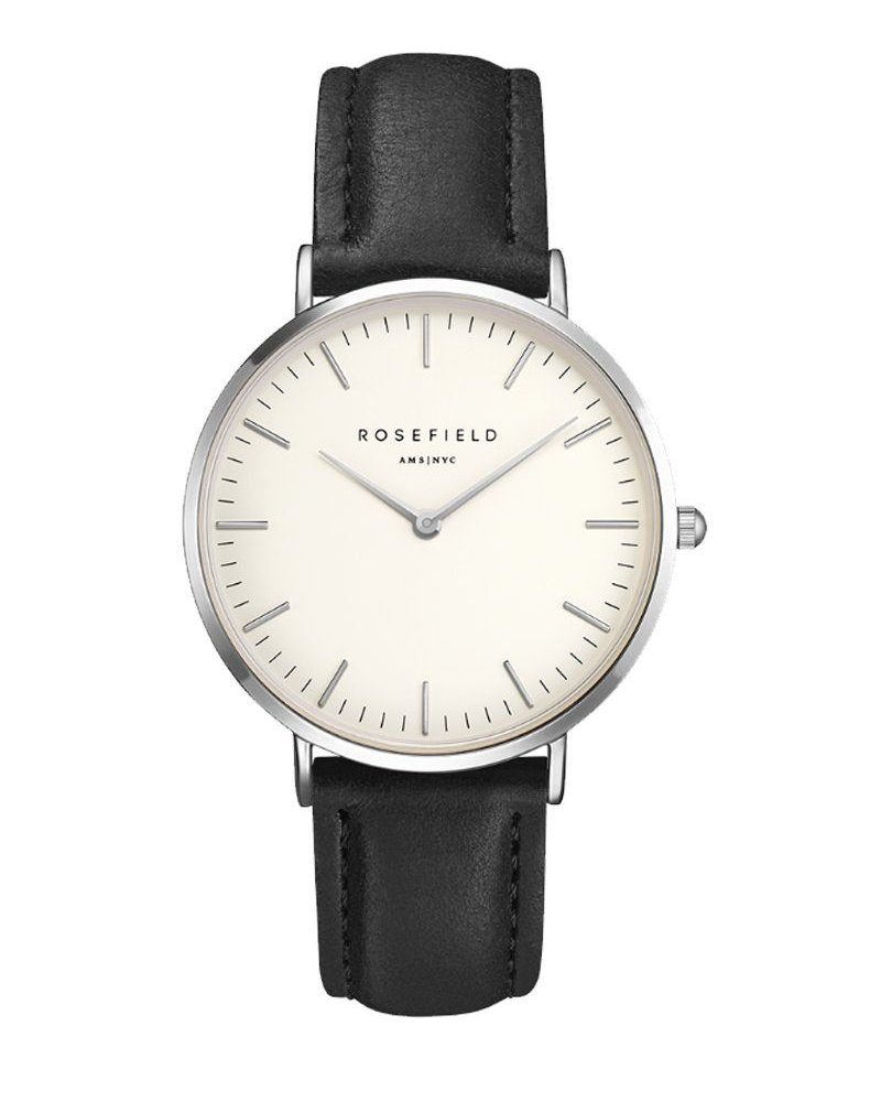 ROSEFIELD The Bowery (White/Black/Silver, o/s)