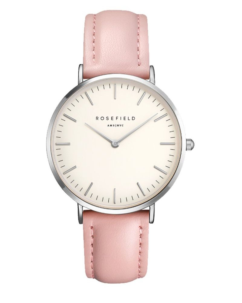 ROSEFIELD The Bowery (White/Pink/Silver, o/s)