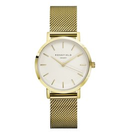 ROSEFIELD The Tribeca Mesh (White Gold, o/s)