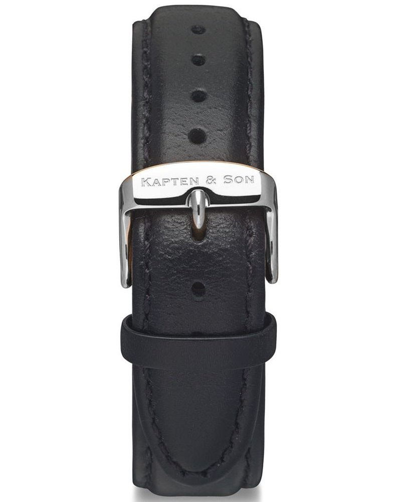 KAPTEN & SON / Campina Leather Strap