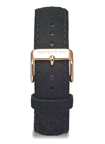 KAPTEN & SON / Campus Leather Strap