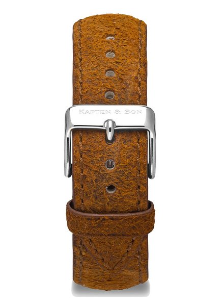 KAPTEN & SON / Campus Leather Strap