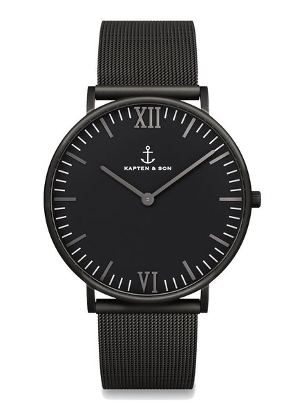 KAPTEN & SON / Campus Midnight Mesh