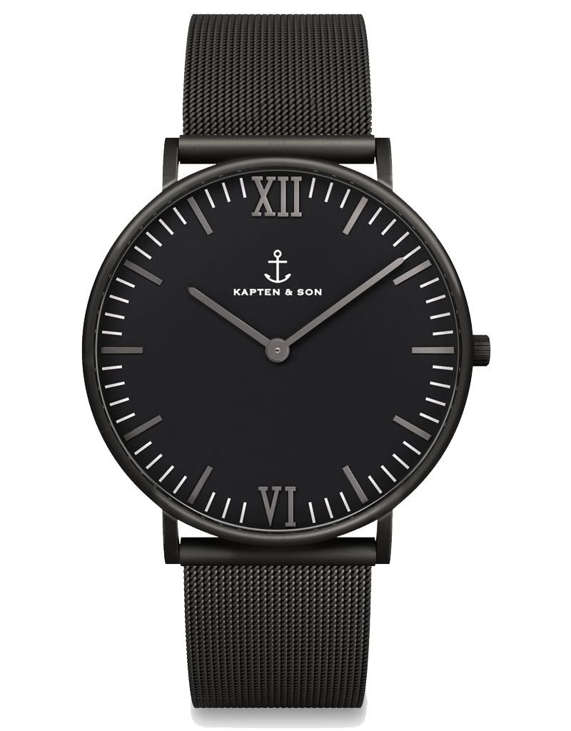 KAPTEN & SON KAPTEN & SON / Campus Midnight Mesh
