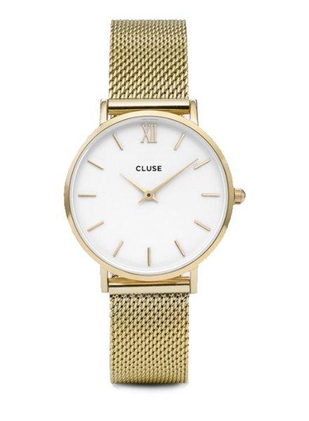 CLUSE / Minuit Mesh Gold White