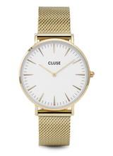CLUSE / La Bohème Mesh Gold/White