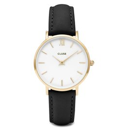 CLUSE CLUSE / Minuit Gold White/Black