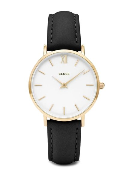 CLUSE / Minuit Gold White/Black