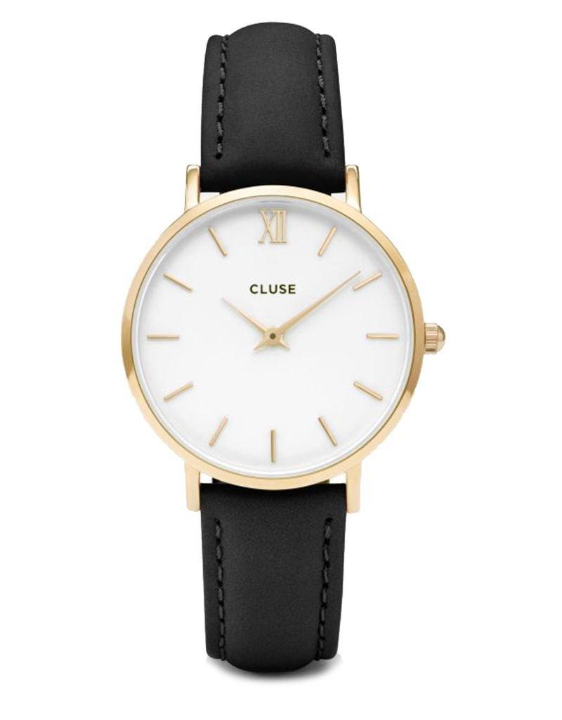 CLUSE CLUSE / Minuit Gold White/Black