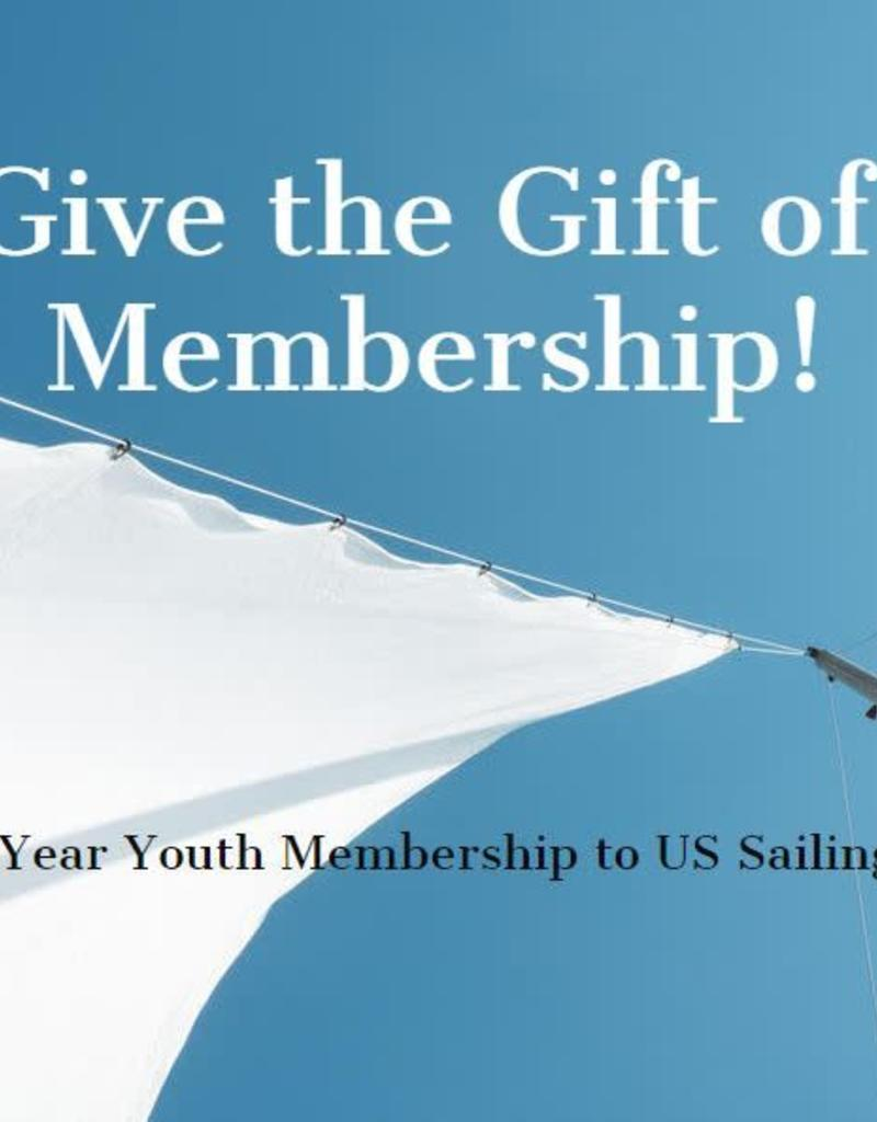 Youth 1 Year Membership Gift