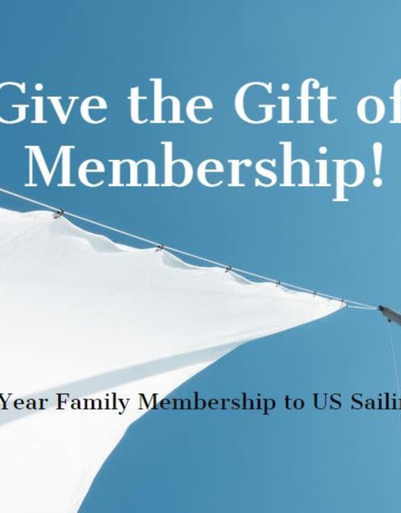Family 1 Year Membership Gift