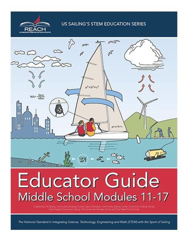 Reach Educator Guide Middle School Modules 11-17