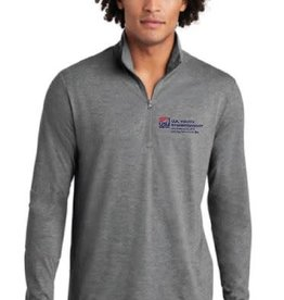 Youth Champs 1/4 Zip - Male