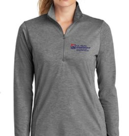 Youth Champs 1/4 Zip- Female