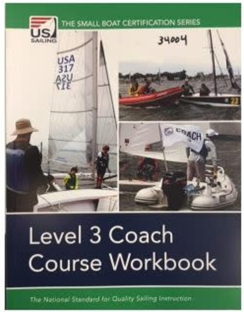 Small Boat Level 3 Coach Workbook
