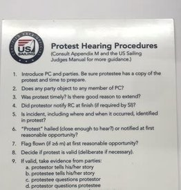 Protest Hearing Card Pack of 12