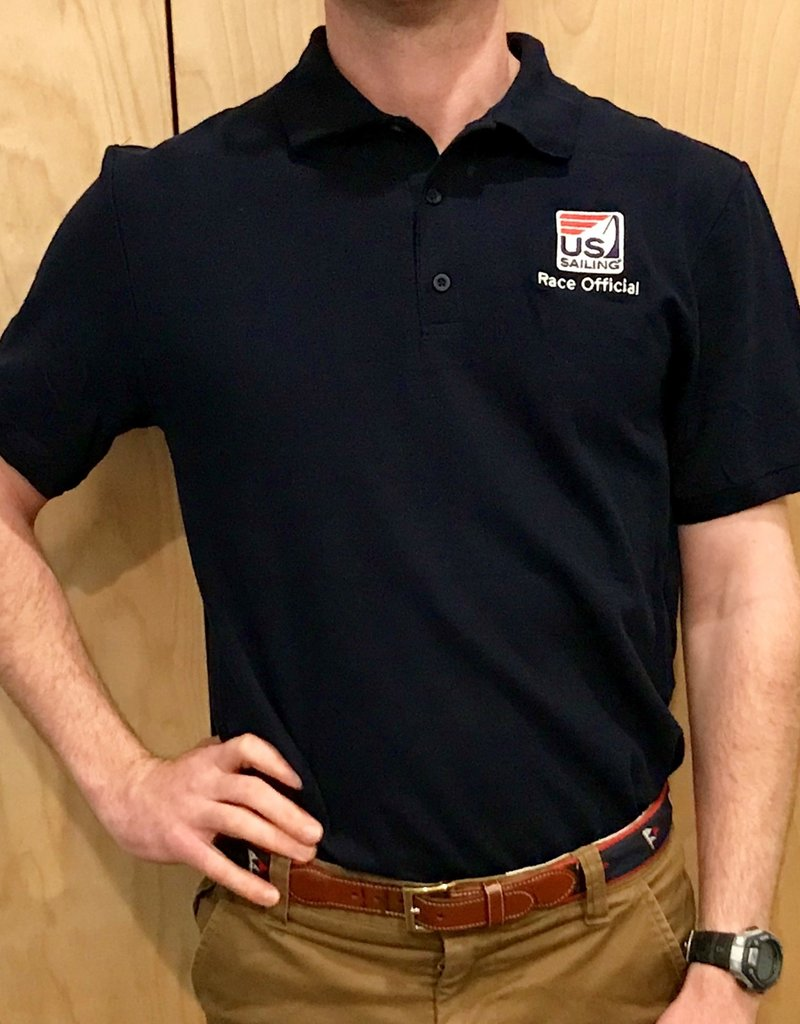 Certified Race Official Polo