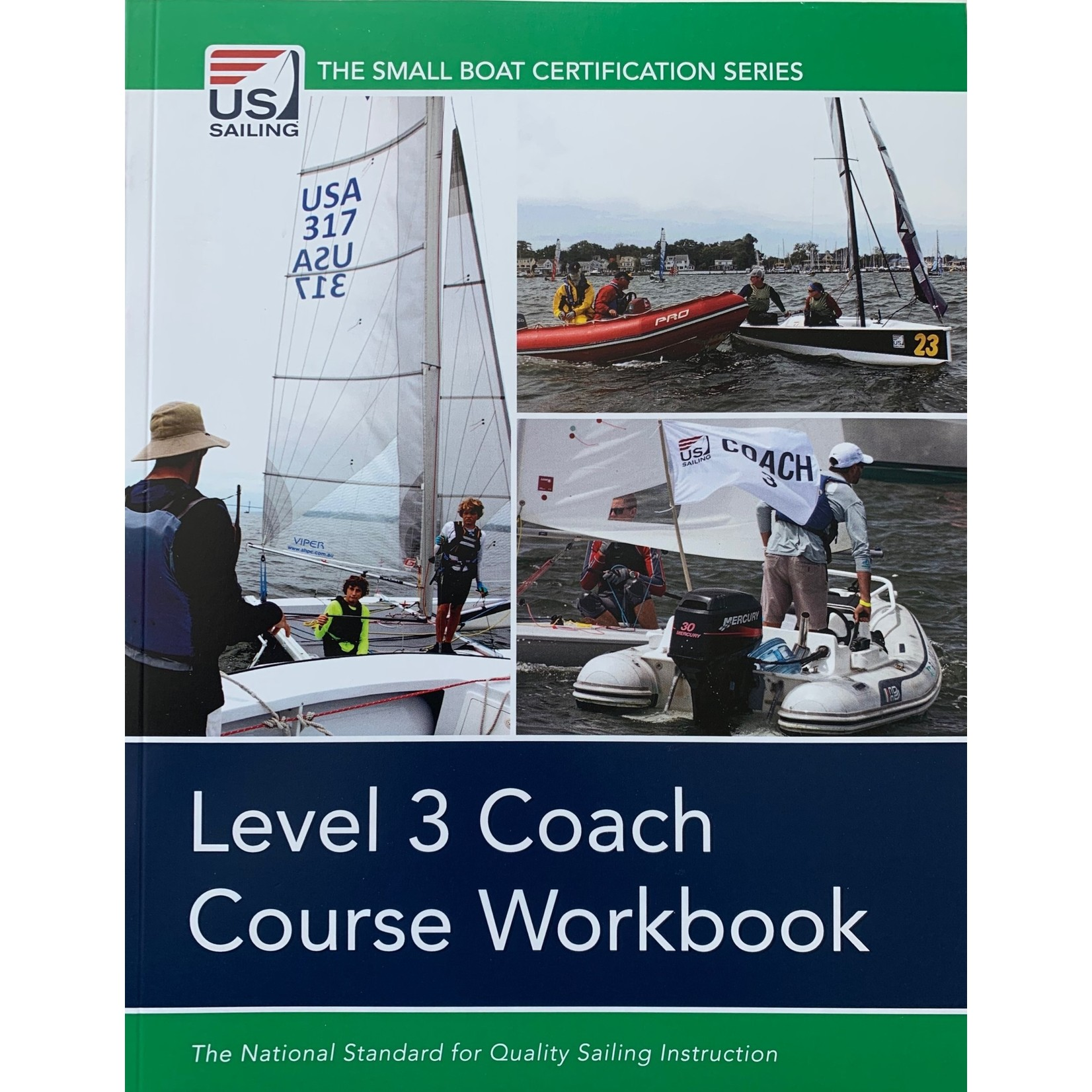 TEXT Small Boat Level 3 Coach Workbook