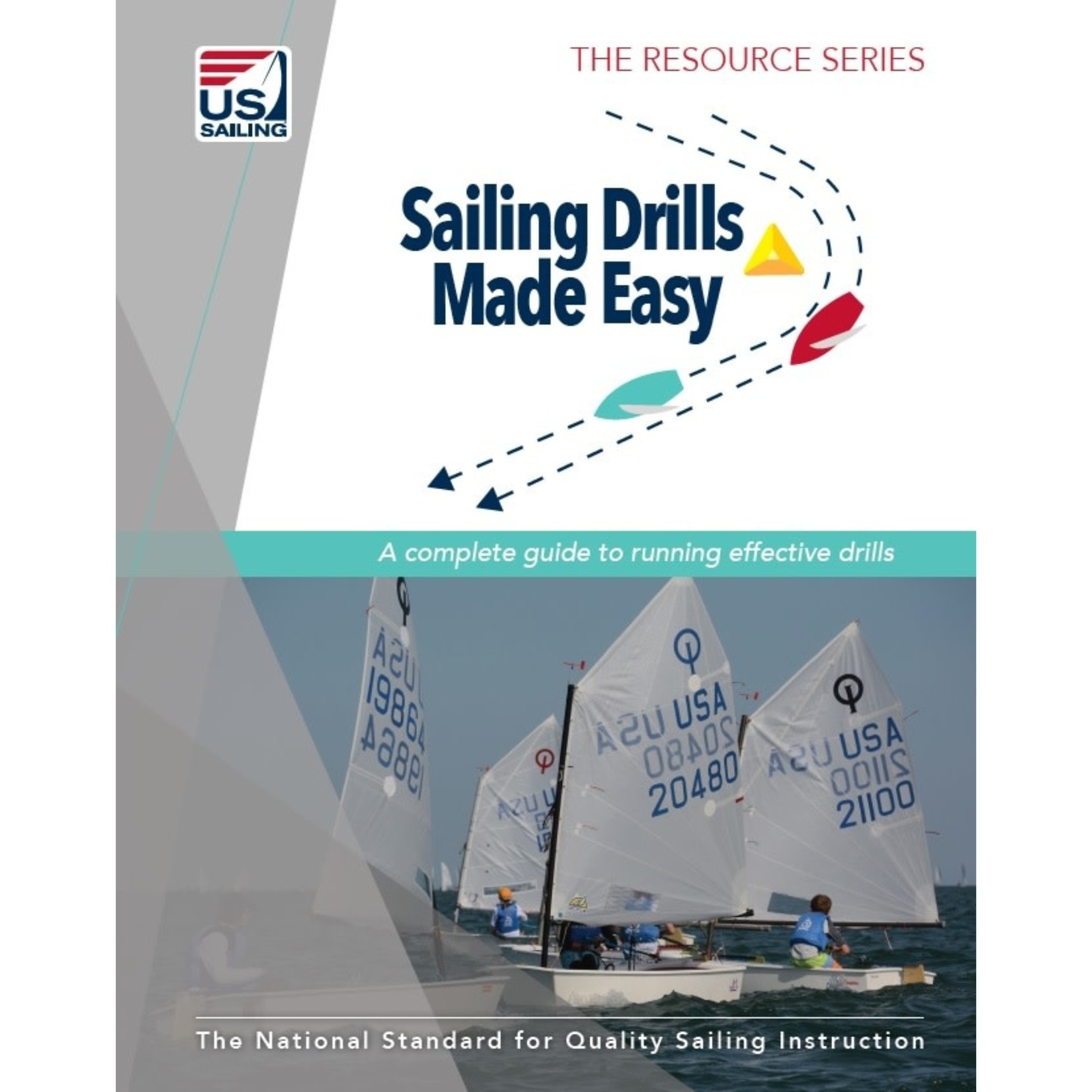 TEXT Sailing Drills Made Easy 2nd Edition