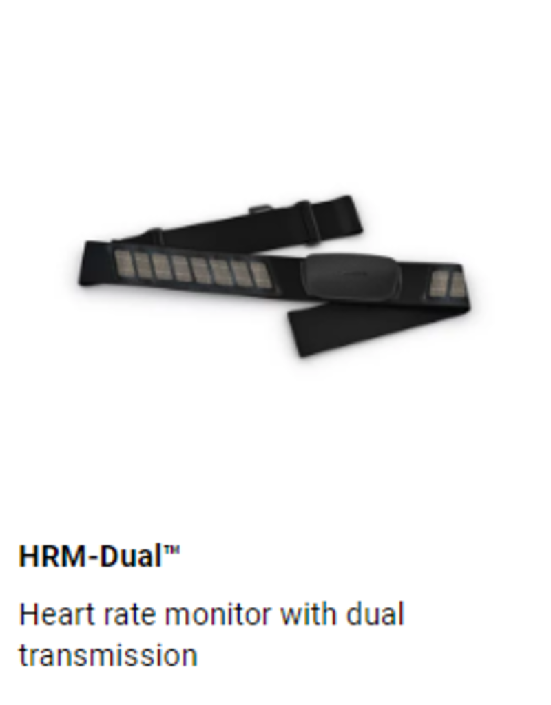 HRM-Dual™ Heart Rate Monitor