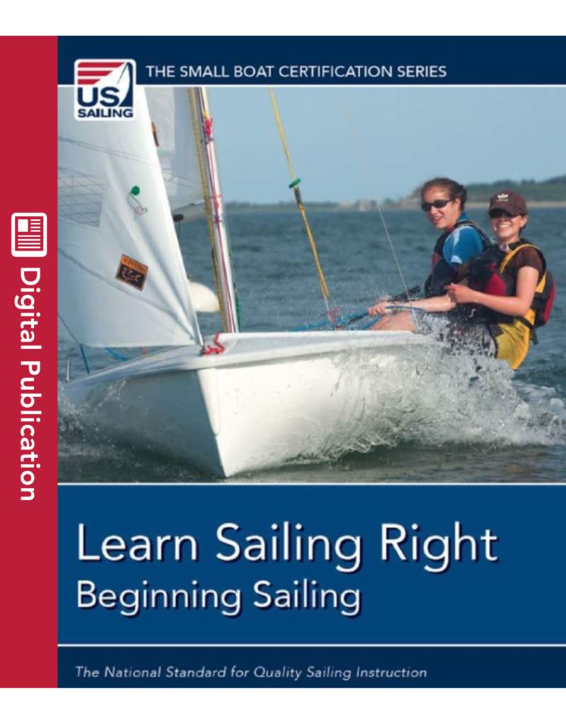 Learn Sailing Right- Beginner Digital Textbook