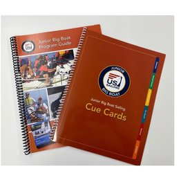 Junior Big Boat Program Guide and Cue Cards