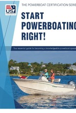 Start Powerboating Right Digital Textbook
