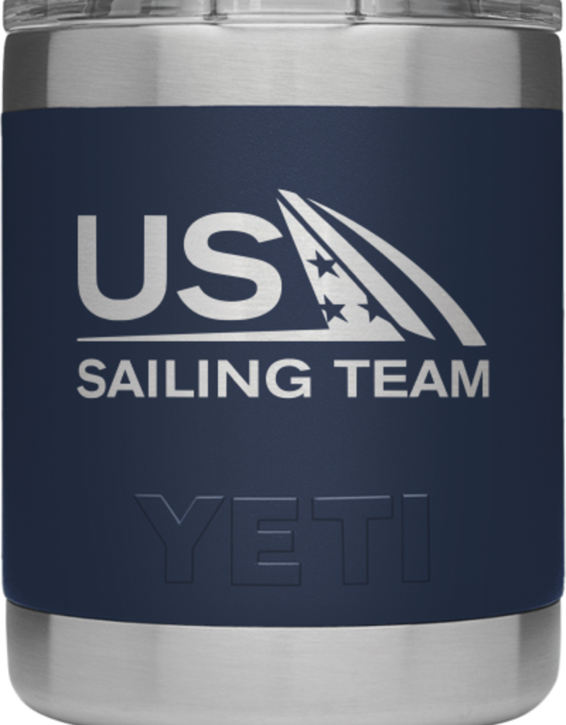 Yeti Lowball Navy 10 oz