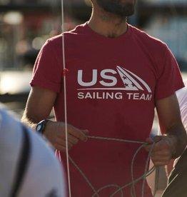 Red USST T Shirt