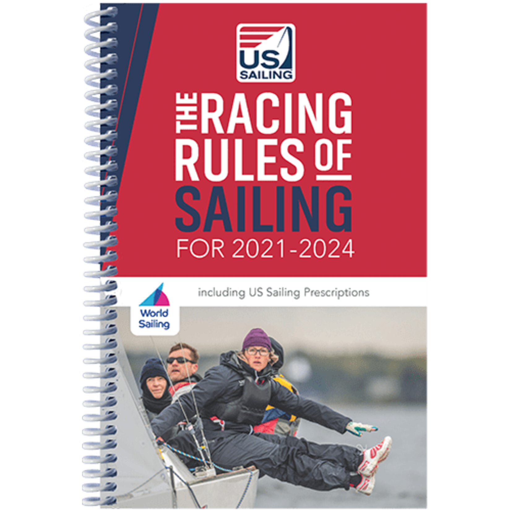 TEXT The Racing Rules of Sailing for 2021-2024 Waterproof Edition