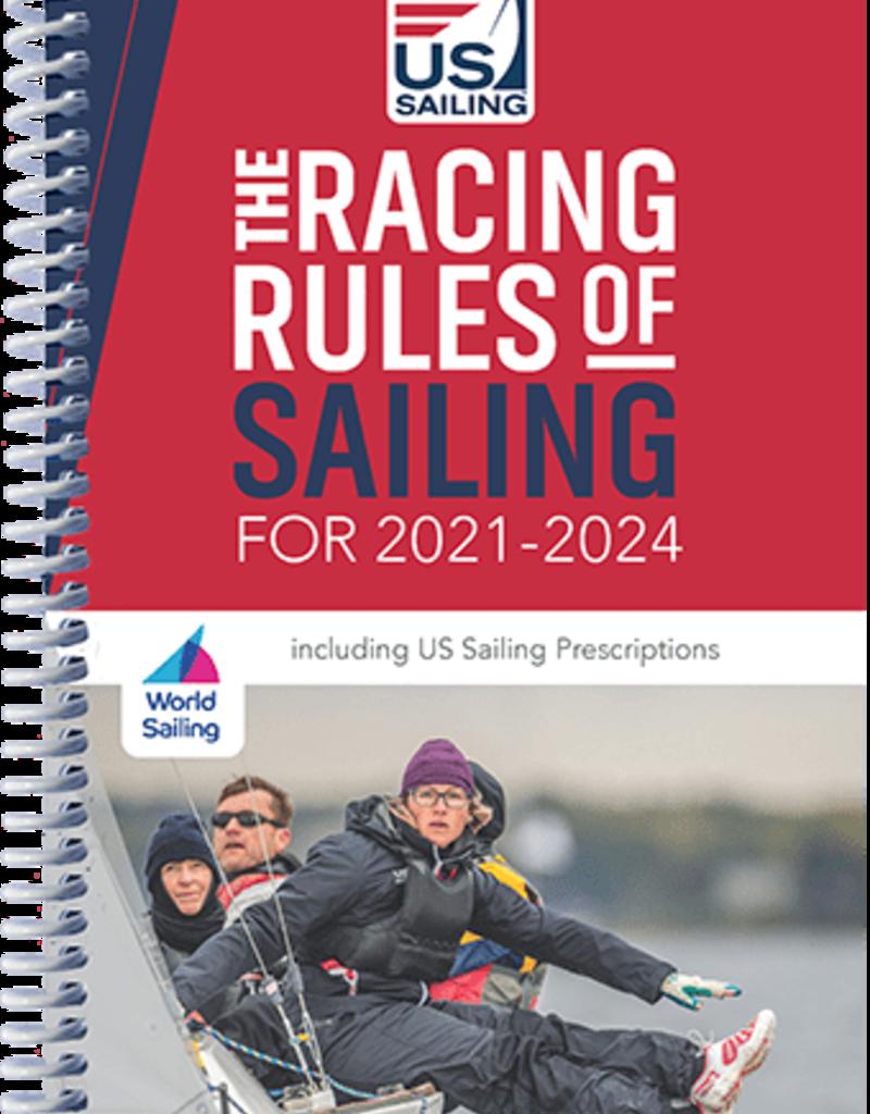 RRS  21-24 for US Sailing MEMBER