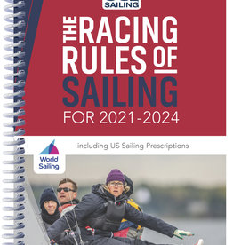 TEXT The Racing Rules of Sailing for 2021-2024 Preorder