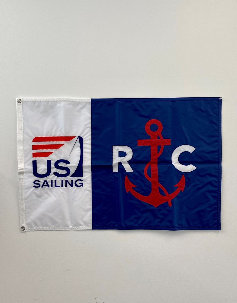Race Committee Flag 2'x3' Embroidered