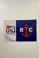 Race Committee Flag 2'x3' Printed