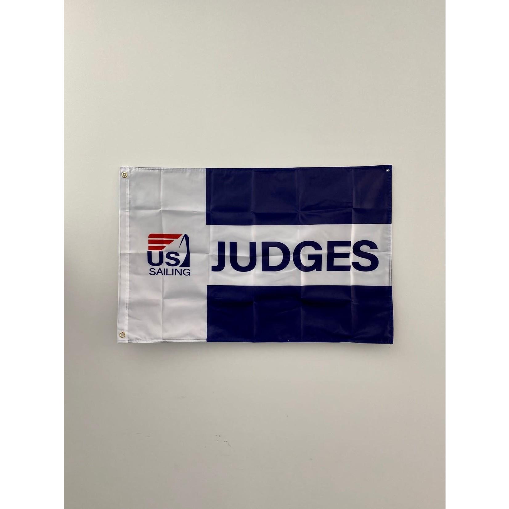 Judges Flag 2' x 3'  Printed
