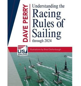 Understanding the Racing Rules of Sailing through 2024 Signed by Author