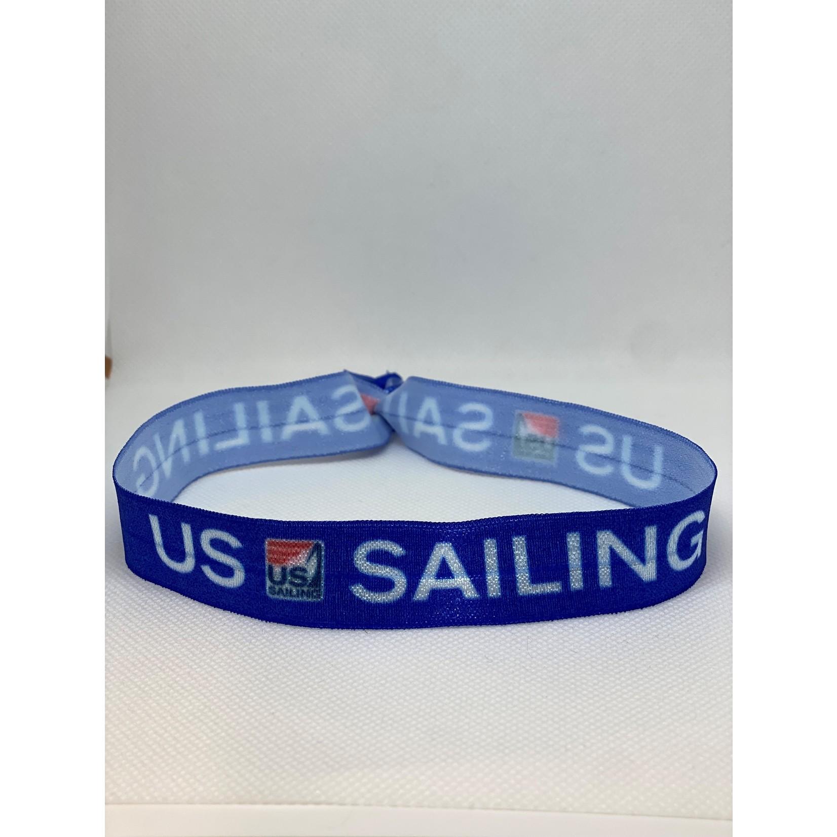 US Sailing Elastic Headband