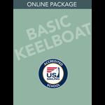 Online- Basic Keelboat Package