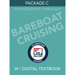 Package C- Bareboat Cruising with Digital Textbook